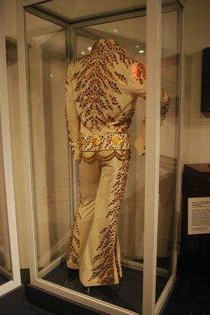 Memphis Rock 'n' Soul Museum : abito concerto