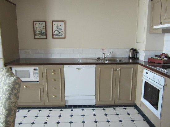 Heritage Christchurch : Kitchen