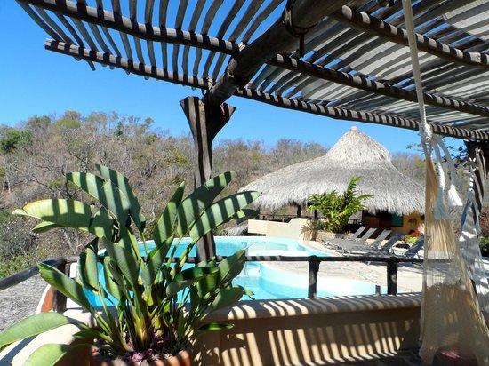 OceanoMar : terraza