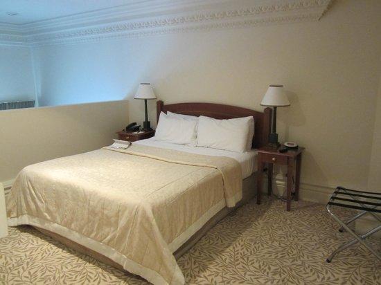 Heritage Christchurch : Bedroom