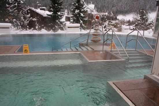 Hotel Ronacher: piscine esterne la prima con idromassaggio