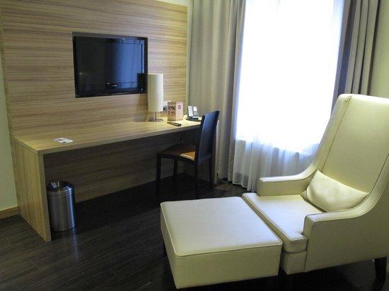 Star Inn Hotel Salzburg Gablerbrau: Lounge