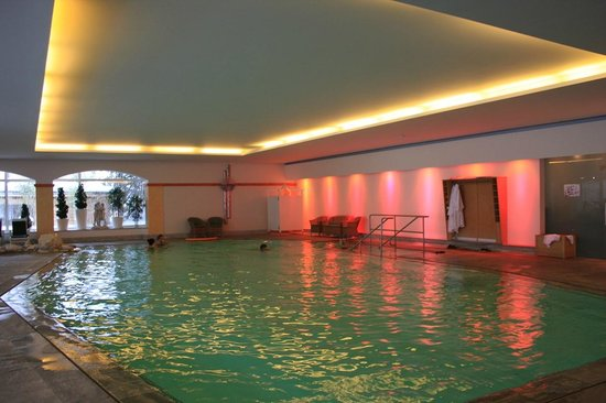 Hotel Ronacher: cromoterapia