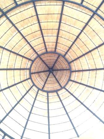 Hoyo-Hoyo Safari Lodge : The roof AMAZING
