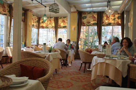 Das Ronacher - Therme & Spa Resort: sala da pranzo