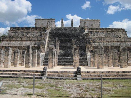 Go Natural Explorers: Sacrificial temple