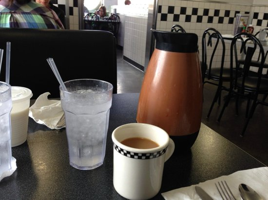 Local Diner: good coffee