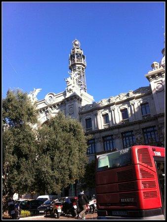 Plaza del Ayuntamiento: Plaza Ayuntamiento