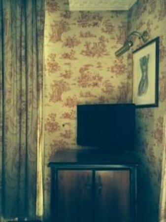 Villa Eugenie : Our room
