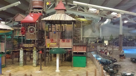 Great Wolf Lodge Grapevine: The Indoor Waterpark