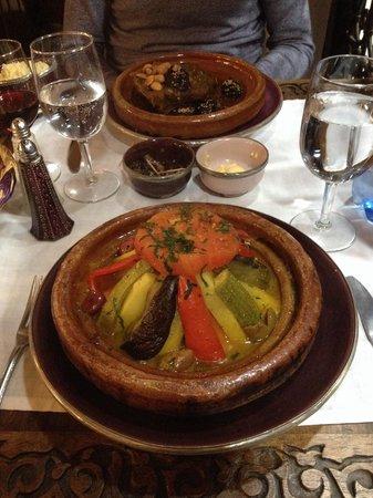 Le Foundouk: Excellent food!