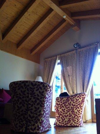 Hotel Meuble Sertorelli Reit: soggiorno della suite