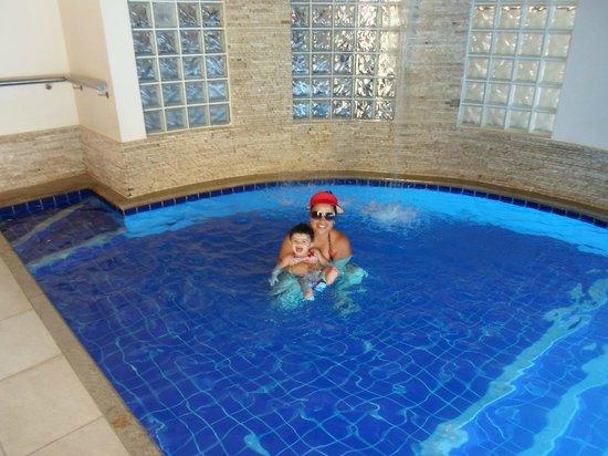 Vitoria Regia Apart Hotel: hidro