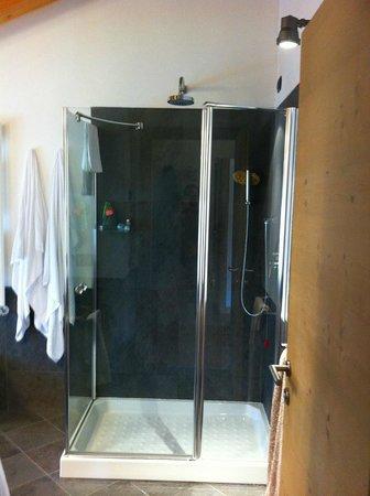 Hotel Meuble Sertorelli Reit: doccia maxi