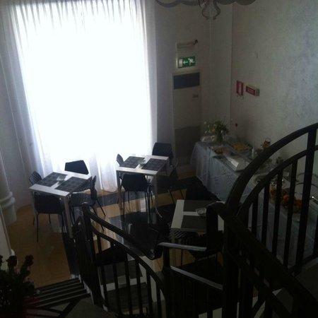 Artemisia Palace Hotel: Sala colazione