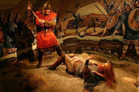 Saga Museum: The battle at Örlygsstaðir