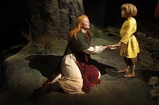 Saga Museum: Celts in Iceland