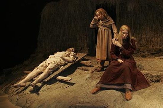 Saga Museum: The plague - Black death