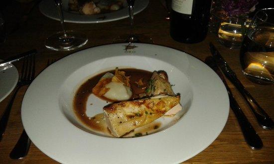 ORO Restaurant : 8 courses