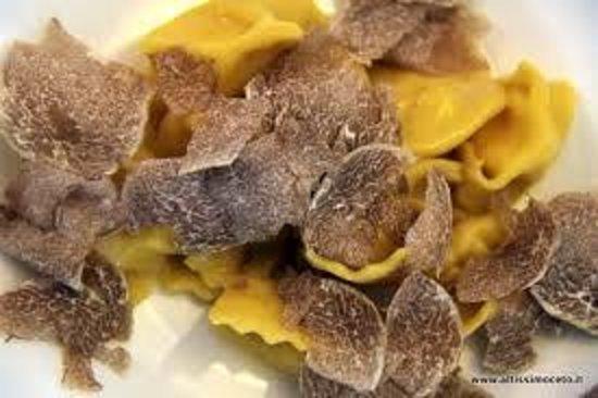 Ristorante La Molisana: La truffe blanche