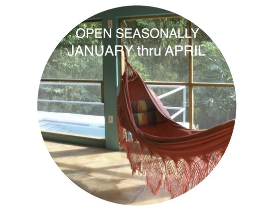 Casa Resaca: OPEN SEASONALL JAN.thru APRIL