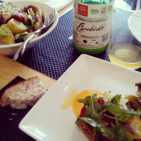 El Curry Verde  Restaurante Vegetariano: Equilibrio curinario.