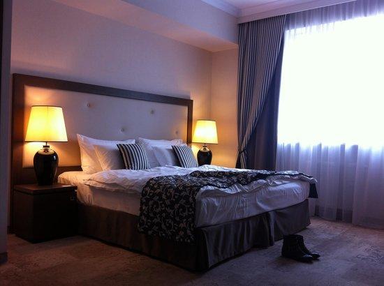 Metropolitan Boutique Hotel: Room 314