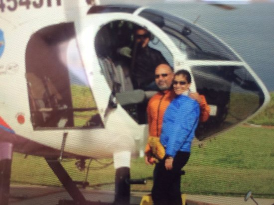 Jack Harter Helicopters - Tours: Away We Go!