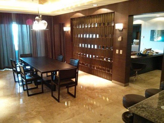 Paradisus Playa del Carmen La Perla: Presidential Suite - Dining Room