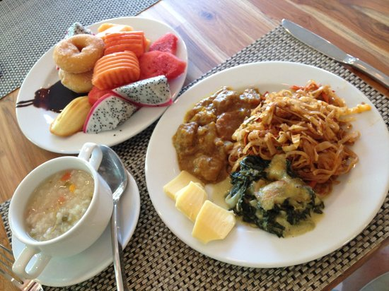 Breakfast Picture Of Sleep With Me Hotel Patong Tripadvisor