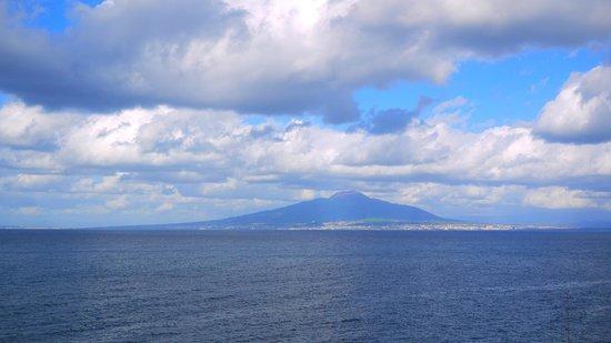 Comfort Hotel Gardenia Sorrento Coast: view from the coast