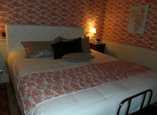 BEST WESTERN Le Grand Monarque : la chambre