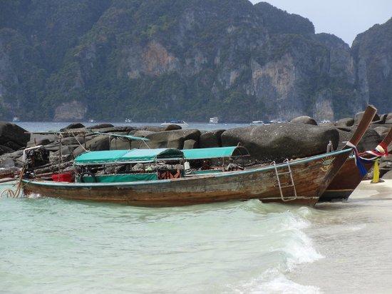 Viking Natures Resort : Plaża przy recepcji