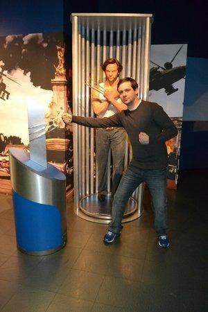 Madame Tussauds London - Wolverine