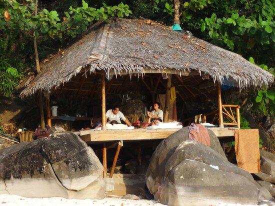 Viking Natures Resort: Plaża