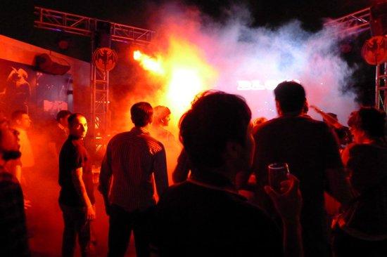 Hilton Chennai: Rooftop Weekend Night club