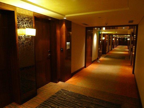 Hilton Chennai: Hallways of executive floor