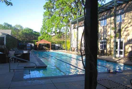 Southbridge Napa Valley Lap Pool