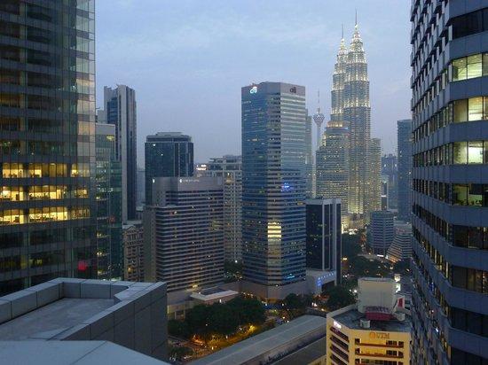 DoubleTree by Hilton Kuala Lumpur: View from Executive Lounge Terrace