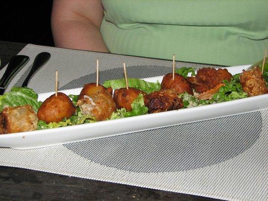 Ma Ti Beach Bar & Restaurant: Tapas