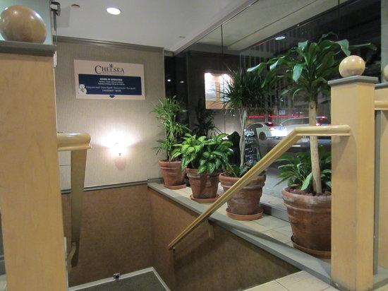 Days Inn Vancouver Downtown: Lobby