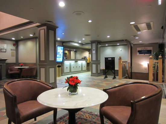 Days Inn Vancouver Downtown: Lobby