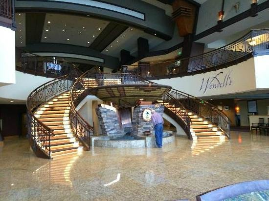 Inn of the Mountain Gods Resort & Casino : Lobby