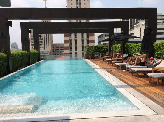 VIE Hotel Bangkok, MGallery by Sofitel : Vie Hotel GE 2014