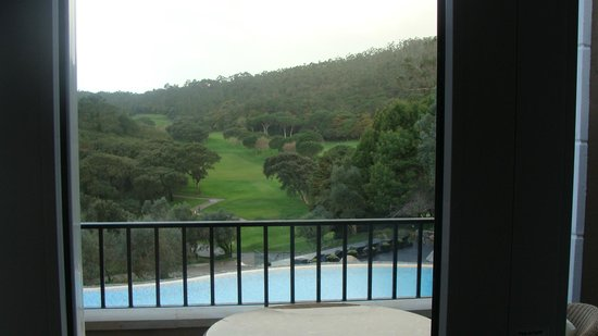 Penha Longa Resort: Golf Wing view