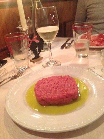 Il Botteghino: il mio fantastico antipasto di carne cruda