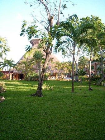 Viva Wyndham Azteca : hotel