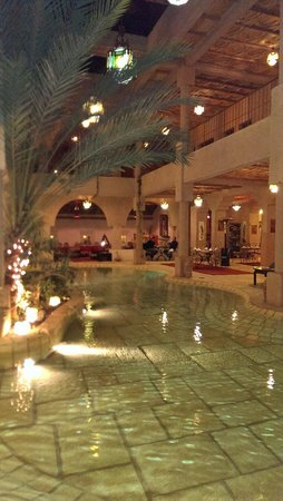 La Kasbah des sables : We did not want to leave with the tranquil setting!