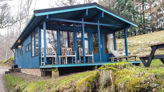 Loch Monzievaird Self Catering Lodges: Lodge no. 6