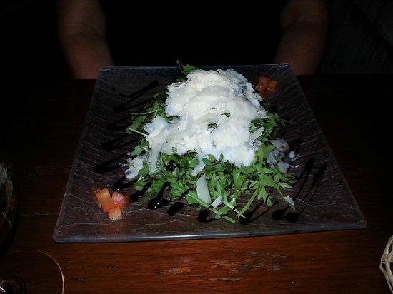Pipiri Palace Restaurant: Salad